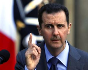 Siria, parla Assad: «Se attaccano, ci sarà ritorsione»